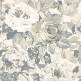 Prestigious Arosa Titanium Wallpaper - Product code: 1966/943