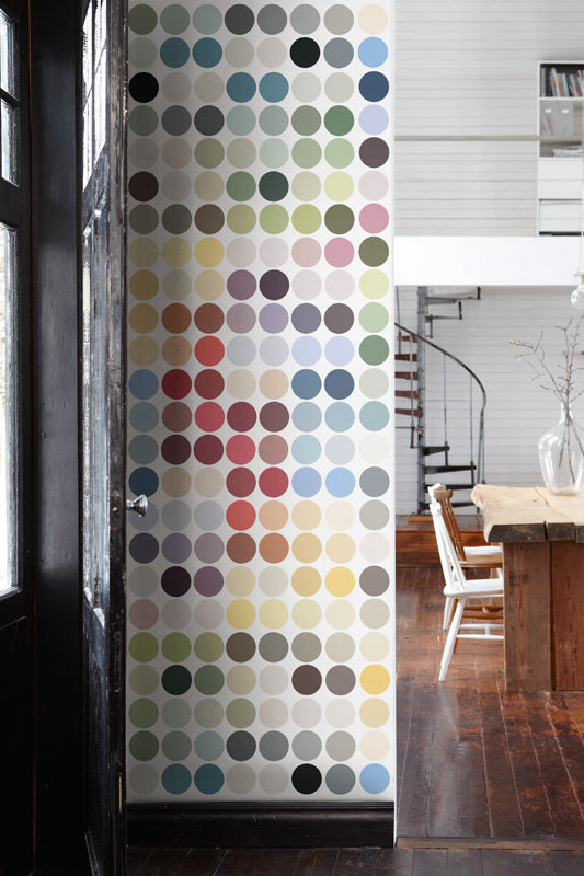 Mr Perswall Palette Mural - Product code: P152401-W