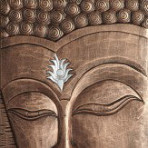Arthouse Enlightened Buddha Copper Art