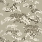G P & J Baker Eastern Pine Wallpaper