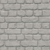 Albany Brick Grey Wallpaper