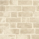 Albany Brick White Wallpaper