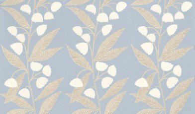 Image of Baker Lifestyle Wallpapers Bell Flower, PW78020/6