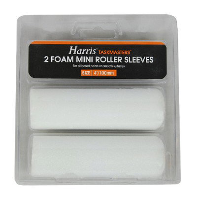 Taskmaster Gloss Mini Roller Sleeve 2 pack