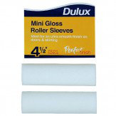 Dulux Dulux Mini Gloss Roller Sleeves - Product code: JS2505