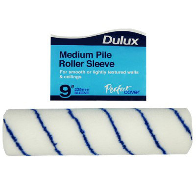 Dulux Medium Pile Roller Sleeve Refill