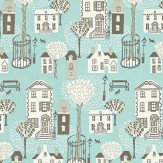 Sanderson Jubilee Square Wallpaper