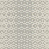 Farrow & Ball Lattice Charcoal Grey Wallpaper