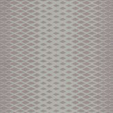Farrow & Ball Lattice Purple Wallpaper