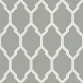 Farrow & Ball Tessella Grey Wallpaper
