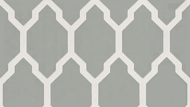 Farrow & Ball Tessella Grey Wallpaper main image
