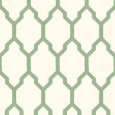 Farrow & Ball Tessella Green Wallpaper