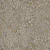 Farrow & Ball Ocelot Brown Wallpaper