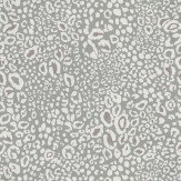 Farrow & Ball Ocelot Lilac/ Charcoal Grey Wallpaper