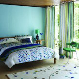 Berry Tree Lagoon Double Duvet
