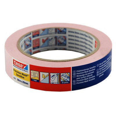 Tesa Precision Sensitive Tape 25mm
