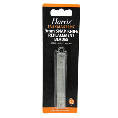 Harris Snap Knife Blades 9mm