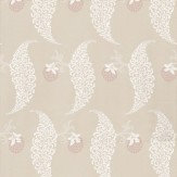 Farrow & Ball Rosslyn Rose Pink / Taupe Wallpaper - Product code: BP 1921