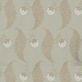 Farrow & Ball Rosslyn Metallic Gold / Olive Wallpaper - Product code: BP 1938