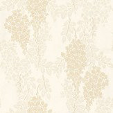 Farrow & Ball Wisteria Light Beige / Grey / Cream Wallpaper - Product code: BP 2204