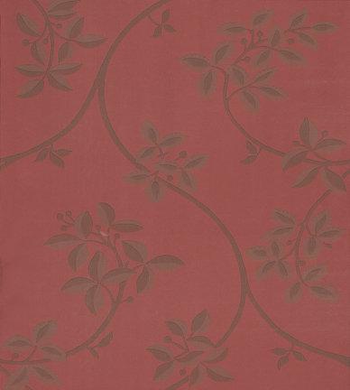 Farrow & Ball Ringwold Deep Red Wallpaper - Product code: BP 1624