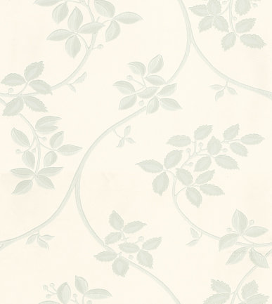 Farrow & Ball Ringwold Pale Green / Blue / Off White Wallpaper - Product code: BP 1641