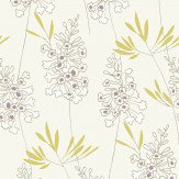Clarke & Clarke Foxglove Heather Wallpaper