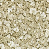 Zoffany Ivy Leaf Gold Wallpaper - Product code: 310980