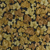 Zoffany Ivy Leaf Bronze / Gold Wallpaper - Product code: 310981