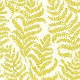 Clarke & Clarke Wild Fern Citrus Wallpaper