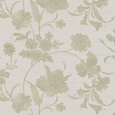 Zoffany Cordonnet  Grey / Pink Wallpaper - Product code: 311004