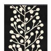 Berry Tree Charcoal Hand Towel