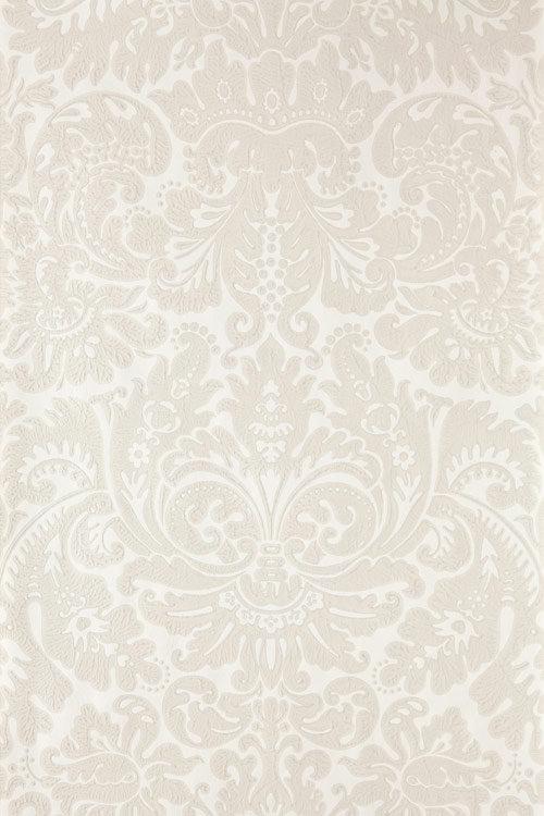 Farrow & Ball Silvergate Soft Cream Wallpaper - Product code: BP 803