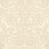 Farrow & Ball Silvergate Light Gold / Beige Wallpaper