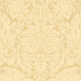 Farrow & Ball Silvergate Yellow Wallpaper