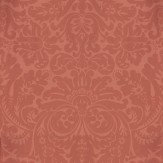 Farrow & Ball Silvergate Red Wallpaper