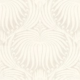Farrow & Ball Lotus White / Cream Wallpaper