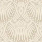 Farrow & Ball Lotus Cream / Beige Wallpaper