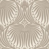 Farrow & Ball Lotus Taupe Wallpaper - Product code: BP 2011