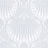 Farrow & Ball Lotus Duck Egg Wallpaper - Product code: BP 2051