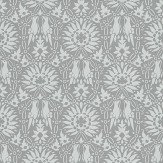 Farrow & Ball Renaissance Pale Blue / Grey Wallpaper