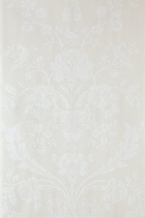 Farrow & Ball St Antoine White / Cream Wallpaper - Product code: BP 901
