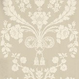 Farrow & Ball St Antoine Cream / Light Grey Wallpaper - Product code: BP 909