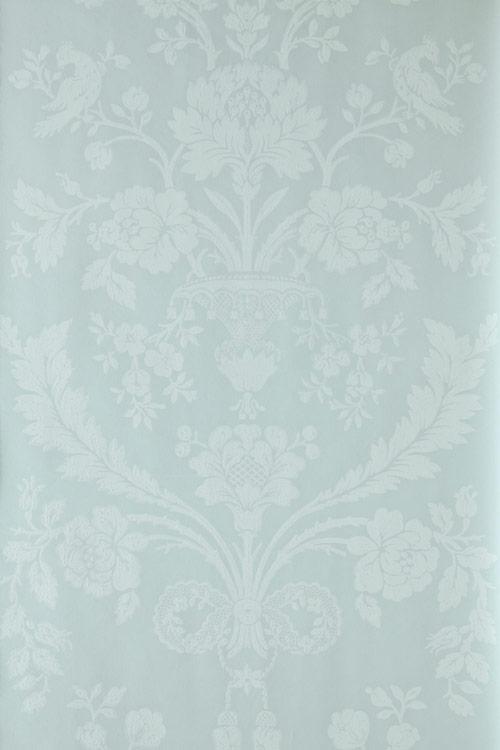 Farrow & Ball St Antoine Duck Egg Wallpaper - Product code: BP 945