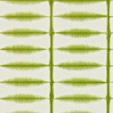 Scion Shibori Green Wallpaper