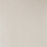 Farrow & Ball Polka Square White / Taupe Wallpaper