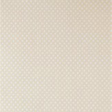 Farrow & Ball Polka Square White / Light Yellow Wallpaper