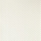 Farrow & Ball Polka Square Green / Off White Wallpaper