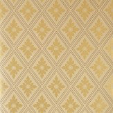 Farrow & Ball Ranelagh Gold Wallpaper