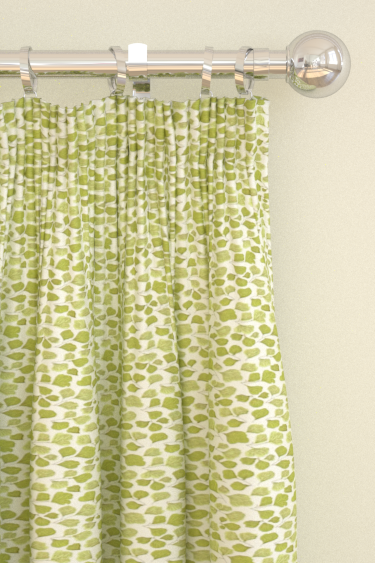 Sanderson Amy Green Curtains - Product code: 221937